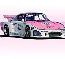1976 Porsche 935 A3 IMSA GT by DaveKoontz