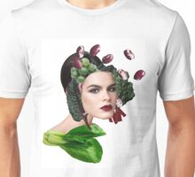 Beauty Green make up  Unisex T-Shirt