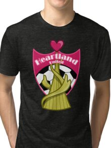 Yu-Gi-Oh! ZEXAL - Heartland United Tri-blend T-Shirt