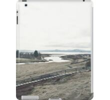 Mountain Lake iPad Case/Skin