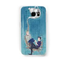 Johnlock Tea Time Samsung Galaxy Case/Skin