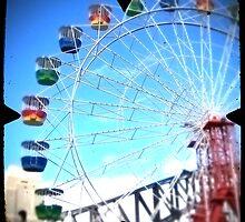 Ferris Wheel by VenusOak