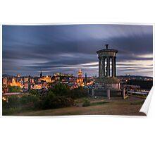 Edinburgh Midsummer Night Poster