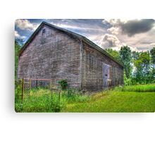 Rustic Shed Canvas Print