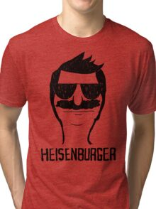 Breaking Bob Heisenburger shirt Tri-blend T-Shirt