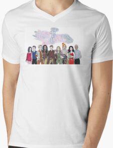 Firefly - Keep Flying Mens V-Neck T-Shirt