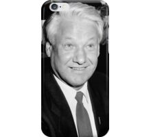 Boris Yeltsin iPhone Case/Skin