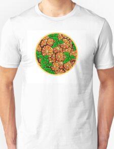 OrangePattern Unisex T-Shirt