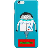 Dave O'Leary Pogoised iPhone Case/Skin