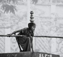The rope walker: yes I'll do it by vesa50