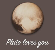 Pluto Loves You Kids Clothes