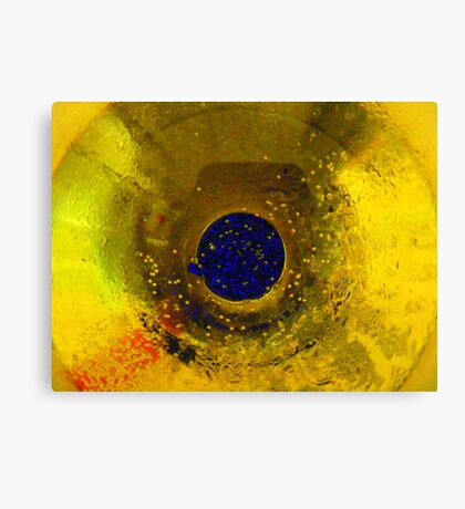 Lost in space. Canvas Print