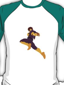 Captain Falcon Knee T-Shirt
