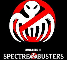 JAMES BOND IN SPECTREBUSTERS by prometheus31