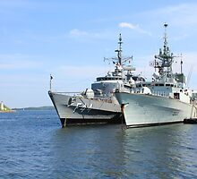 WARSHIPS by HALIFAXPHOTO