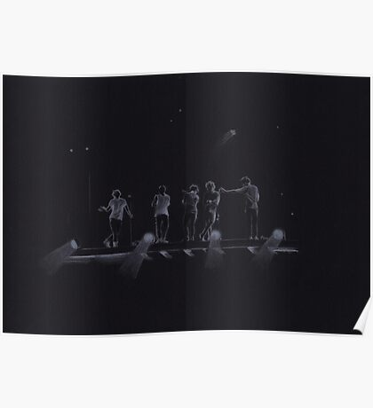 Ot5 One Direction Poster