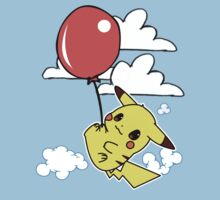 Pikachu balloon by Faramiro
