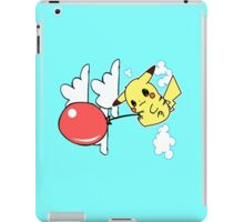 Pikachu balloon iPad Case/Skin