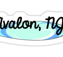 Avalon 2 Sticker