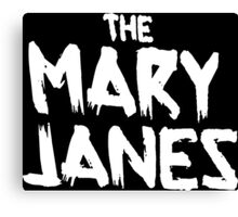 The Mary Janes shirt – Spider-Gwen, Gwen Stacy Canvas Print