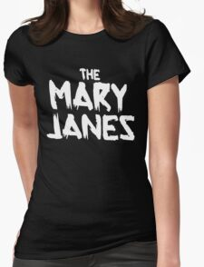 The Mary Janes shirt – Spider-Gwen, Gwen Stacy Womens Fitted T-Shirt