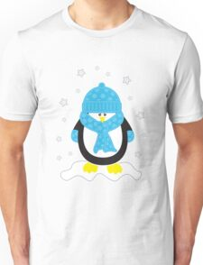 Baby It's Cold Outside [Boy Penguin] Unisex T-Shirt