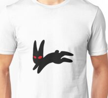 The black rabbit of Inlé Unisex T-Shirt
