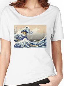 Sea is for Cookie.  Women's Relaxed Fit T-Shirt