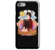 """""""Things are shaping up to be pretty odd""""  iPhone Case/Skin"""