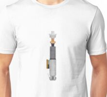 Luke's LightSaber Starwars Unisex T-Shirt