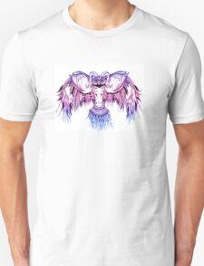 Ombre Inner Animal Unisex T-Shirt