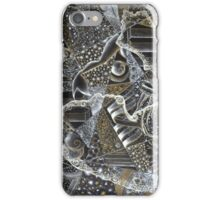 The girl under the sea  iPhone Case/Skin