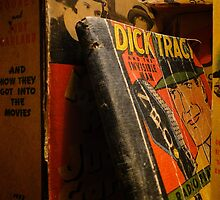 Dick Tracy and the Invisible Man by Lynn Armstrong