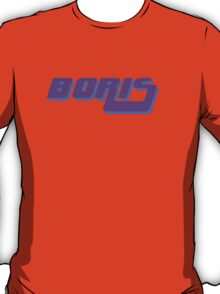 Boris - Vector Logo T-Shirt