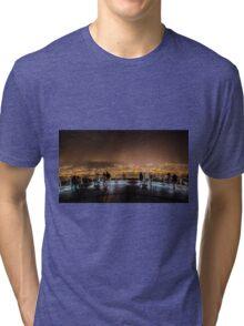 Japan View Tri-blend T-Shirt