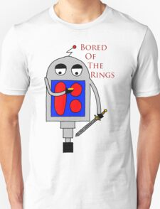 Bored of the Rings Unisex T-Shirt