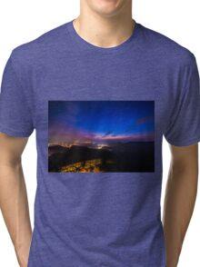Japan Nights Tri-blend T-Shirt