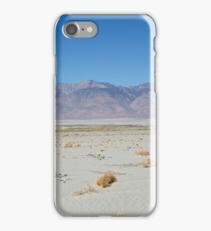 Panamint Mountains, Death Valley National Park, USA iPhone Case/Skin