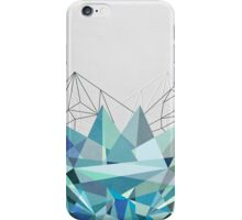 Colorflash 3 Turquoise iPhone Case/Skin
