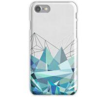 Colorflash 3 Turquoise iPhone Case/Skin
