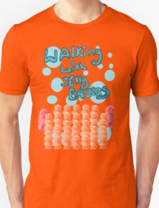 Walking With Jelly Babies T-Shirt