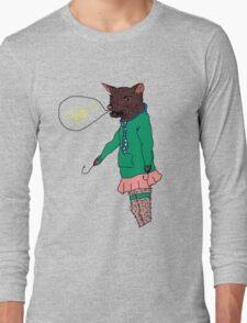 """Pooch"" Long Sleeve T-Shirt"