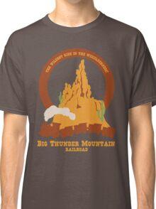 Big Thunder Mountain Railroad Classic T-Shirt