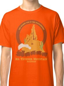 Big Thunder Mountain Railroad Classic T-Shirt