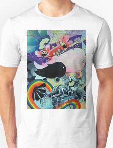 Whale Wheels T-Shirt