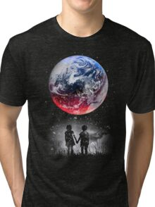 Until The End Of The World Tri-blend T-Shirt