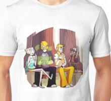 4way crossover 2 Unisex T-Shirt