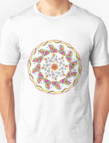 Butterfly Mandala T-Shirt