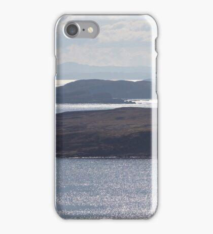 Summer Isles, Wester Ross, Scottish Highlands iPhone Case/Skin