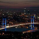 Bosphorus Bridge by mertozgur
